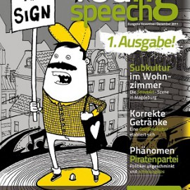 Youngspeech_#1_Cover